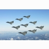 Jet Fighters Formation Wallpaper