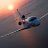 Download jet sunset, jet sunset  Wallpaper download for Desktop, PC, Laptop. jet sunset HD Wallpapers, High Definition Quality Wallpapers of jet sunset.