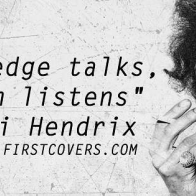 Jimi Hendrix Quote Cover