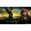 Johnny Depp Pirates Of The Caribbean Wallpaper