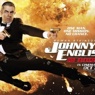 Johnny English Reborn 2011 Wallpaper