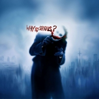 Joker Why So Serious Hd Wallpapers