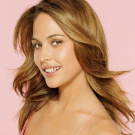 Josie Maran On Pink