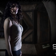 Julia Benson In Stargate Universe Wallpapers