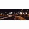 Just Living Life Cover