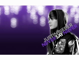 Justin Bieber Never Say Never Wallpaper