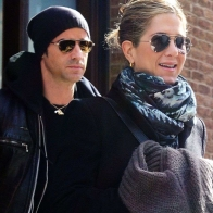 Justin Theroux And Jennifer Aniston Wallpapers