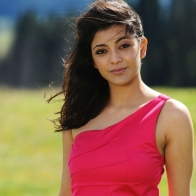 Kajal Agarwal Very Cute Wallpaper