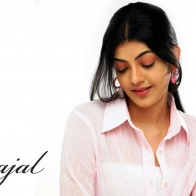 Kajal Beautiful Wallpaper