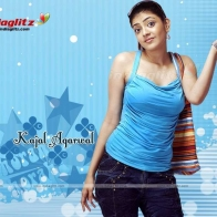 Kajal Wallpaper