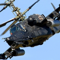 Kamov Ka 50 Black Shark Wallpaper