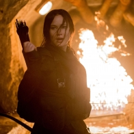 Katniss Hunger Games Mockingjay Part 2