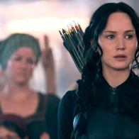 Katniss Jennifer Lawrence Hunger Games
