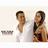 Katrina Kaif In Salman Khan Ek Tha Tiger Wallpapers