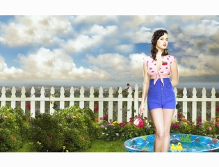 Katy Perry 23 Wallpapers