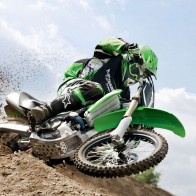 Kawasaki Motocross Wallpapers