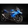 Kawasaki Ninja Zx 6r Blue Wallpapers