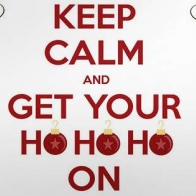 Keep Calm And Ho Ho Ho Cover