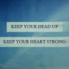 Download keep your heart strong cover, keep your heart strong cover  Wallpaper download for Desktop, PC, Laptop. keep your heart strong cover HD Wallpapers, High Definition Quality Wallpapers of keep your heart strong cover.
