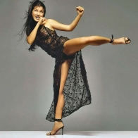 Kelly Hu Actress Wallpaper