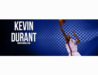 Kevin Durant Cover