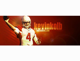 Kevin Kolb Cover