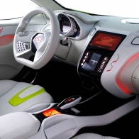 Kia Knd 4 Concept Interior Hd Wallpapers