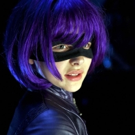 Kick Ass Hit Girl Chloe Moretz