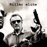 Killer Elite, Jason Statham, Danny Bryce Wallpapers