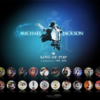King Of Pop Michael Jackson Wallpaper