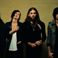 Kings Of Leon American Rock Band