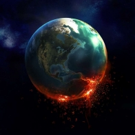 Knowing Burning Earth Wallpapers