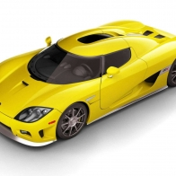 Koenigsegg Ccx Yellow Hd Wallpapers