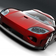 Koenigsegg Red Concept Car Hd Wallpapers