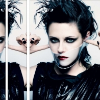 Kristen Stewart Mask Wallpaper Wallpapers