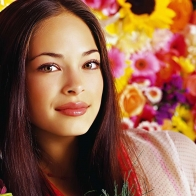 Kristin (laura) Kreuk Smallville Wallpaper