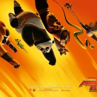 Kung Fu Panda 2 Movie Wallpapers