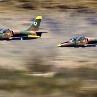 L 39 Albatros Jets Of The Afghan Air Corps Wallpaper