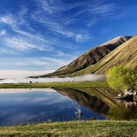 Lake Coleridge New Zealand Wallpapers