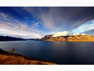 Lake Hawea New Zealand Wallpapers