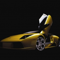 Lamborghi Murcielago Roadster Wallpaper