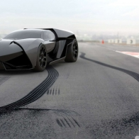 Lamborghini Ankonian Concept Car Wallpaper