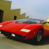 Lamborghini Countach 1973 1981 Wallpaper