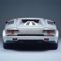 Lamborghini Countach Wallpaper