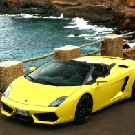 Lamborghini Gallardo Lp560 4 Spyder 2009 Wallpaper