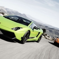Lamborghini Gallardo Lp570 4 Hd Wallpaper