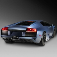 Lamborghini Murcielago Lp 640 2009 Wallpaper