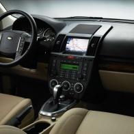 Land Rover Freelander 2 Td4 Interior