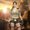 Download Lara Croft HDTV 1080p HD & Widescreen Games Wallpaper from the above resolutions. Free High Resolution Desktop Wallpapers for Widescreen, Fullscreen, High Definition, Dual Monitors, Mobile