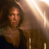 Lauren Cohan In Walking Dead Season 5
